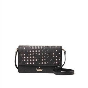 Kate spade Cameron street perforated Arielle cross